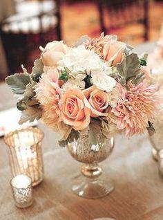 vintage flower wedding theme - Google Search