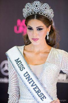New Miss Universe