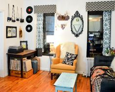 Wonderful 5 Cool And Quirky Apartment Decor Themes