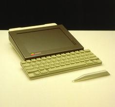 Apple Computer tablet prototype 1983