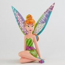 Disney Britto Tinkerbell Large Figurine