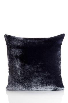 Vintage Wash Velvet Pillow