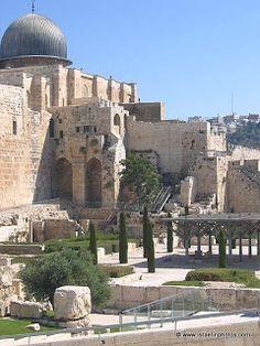 Jerusalem in Photos - Jerusalem Archaeological Park
