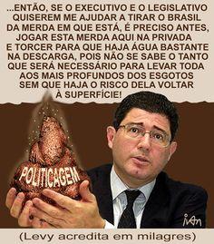 A ESPERANÇA DE JOAQUIM LEVY