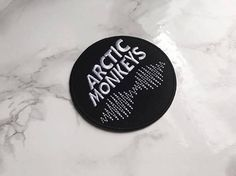 $6.11 Arctic Monkeys indie band music patch