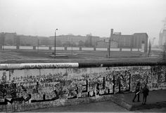 Berlin Wall – looking into East Berlin (early 1989) / by Devon Cummings ~ this place resonates a powerful part of history