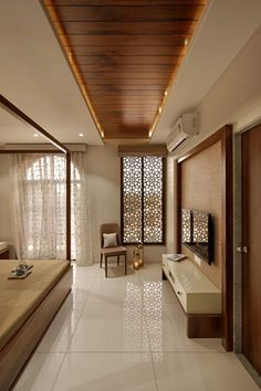 Sample Villa Interiors for Alaswad Villas, Vadodara | Studio 7 Designs - The Architects Diary