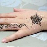 Simple Kids Henna For Hands