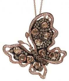 le vian Chocolate butterfly