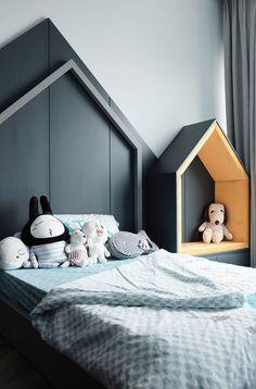 Luxury Kids Bedroom, Baby Bedroom, Baby Room Decor, Girls Bedroom, Kids Bedroom Designs, Kids Room Design, Bed Design, Bedroom Corner, Toddler Rooms