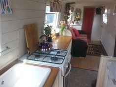 Narrowboat liveaboard 50ft Cruiser Stern | eBay