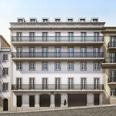 Aires Mateus . Lapa apartments . Lisbon (2)