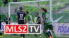 Ferencvárosi TC - Diósgyőri VTK | 3-1 | OTP Bank Liga | 2. forduló | MLS... Otp Bank, Club, Tv, Sports, Hs Sports, Television Set, Tvs, Sport, Exercise