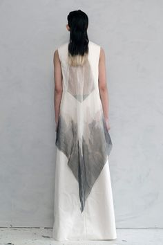 TITANIA INGLIS — Glacier Dress