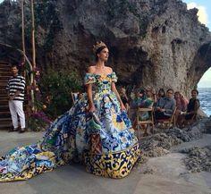 Dolce & Gabbana 2014/2015 | UniLi - Unique Lifestyle