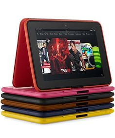 First Look: Kindle Fire HD might burn the iPad