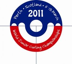 World Junior Curling Championships 2010 Curling, Perth, Tech Companies, Company Logo, Letters, Event Posters, Letter, Fonts, Calligraphy