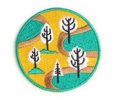 Mokuyobi Threads — Nature Park Patch