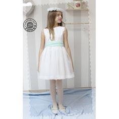 home - Golositos Ropa Infantil Lisa, Girls Dresses, Flower Girl Dresses, Communion Dresses, Wedding Dresses, Fashion, Templates, Dress Girl, Tulle