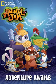 Animal Jam – An Online Playground for Kids – Review & Reader Giveaway 5/13