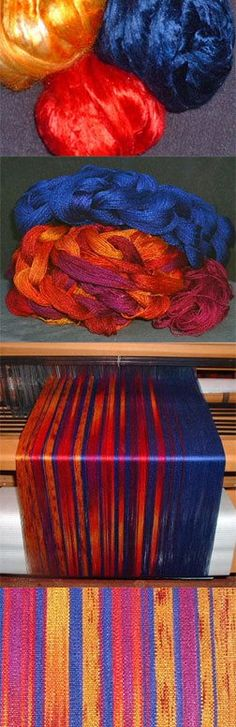 The secret to spinning silk — Sara Lamb Guest Blog ||| Spinning Daily