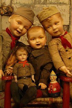Image - Belles poupées anciennes trouvées sur le net! - Blog de Cendrillon5962 - Skyrock.com