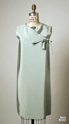 Платья эпохи 60-х
