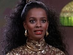 One of the best examples of a black Bright and Deep Autumn--Vanessa Bell Calloway.