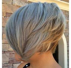 Layered Short Haircut