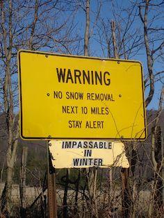 Life in West Virginia