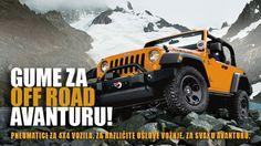 Gume za off road avanturu!