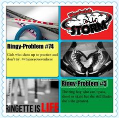 Ringette=Life<3 Problem Quotes, A Funny, Live, Sports, Hs Sports, Sport