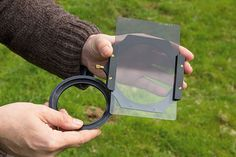 How to use an ND grad filter to preserve detail in your landscapes: step 1#photography_tips
