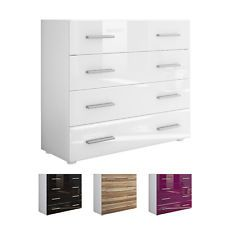 Cabinet Sideboard Cupboard Chest Buffet Pavos White
