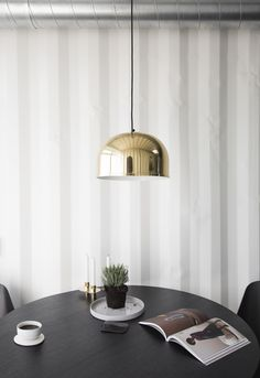 GM Pendant, Antipode Candleholder, Snaregade Table, MENU, Location Shoot, CPH Container Project