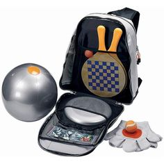 #Promotional Backpack With Beach Games from £24.30