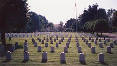 Danville National Cemetery - Danville, Kentucky