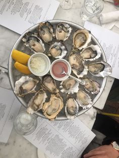 An oyster a day keeps the doctor away