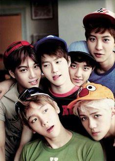 Park Chanyeol by monghwaxxcha (sasa) with reads. Baekhyun, Park Chanyeol, Kai, Kpop Exo, Exo K, Daily Exo, Exo Stickers, Exo For Life, Exo Album