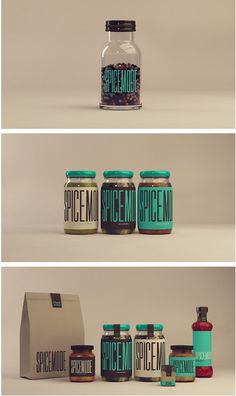 SpiceMode packaging