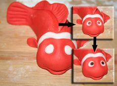 Nemo gumpaste (Italian)