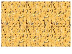 Yellow Embossed Chalk Jersey fabric by Khoncepts