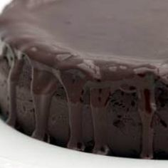 Bring the dessert that will get you invited back to dinner again and again. This is it !!Flourless Chocolate Cake