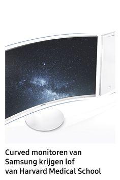 4K, Ultra High Definition, gebogen schermen... De laatste jaren hebben we met heel wat innovaties kennis kunnen maken. Samsung, die altijd al voorliep op trends, wordt nu door universitair onderzoek van Harvard in de kijker gezet voor de kwaliteit van haar curved monitoren.