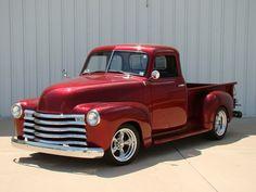 1949 Chevy Pick-Up Trucks.