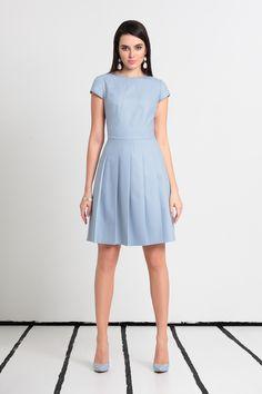 Платье VINSENZA 1.379 из коллекции Весна-Лето'17 NocheMio - бренд модной женской одежды