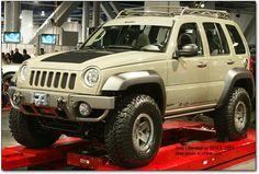 Jeep Liberator....not an XJ but still cool!