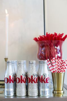 ... about Coke party on Pinterest | Coke float, Coca cola and Cherries