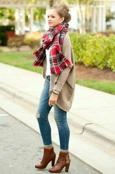 c1d3cc3bfc02 Ankle Boots Outfit Winter