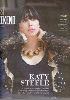 Katy Steele Bill Granger, Take It Easy, Debut Album, Yin Yang, The Voice, Bond, Acting, Girls, Modern